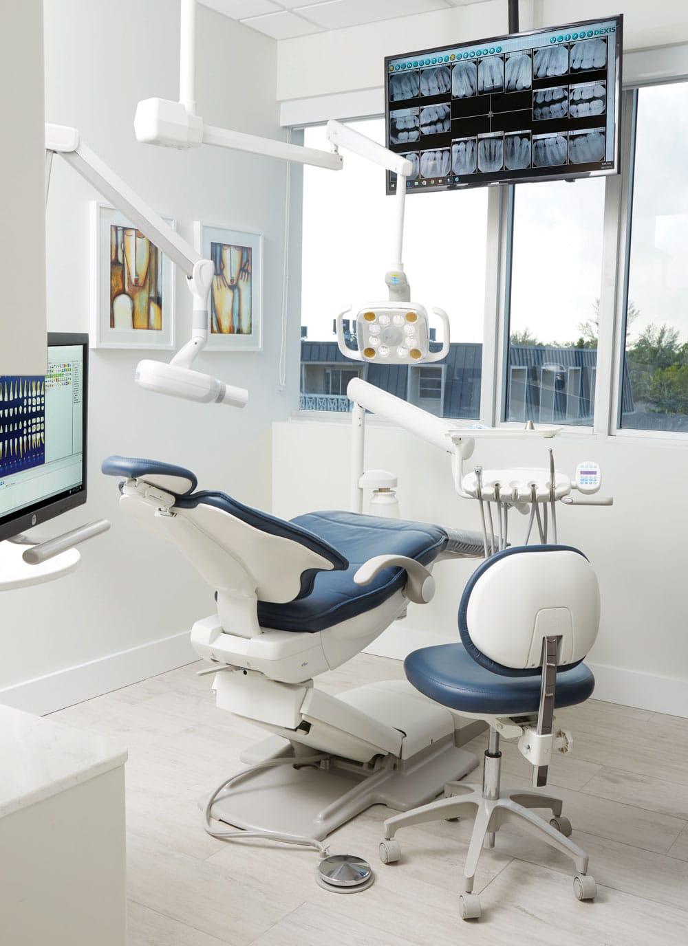 office of best dentist in boca raton